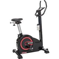 KETTLER Sport Picos Exercise Bike, Black/Red