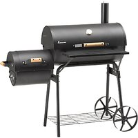 Landmann Tennessee Charcoal 200 Smoker, Black