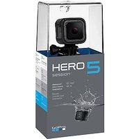 GoPro HERO5 Session Camcorder, 4K Ultra HD, 10MP, Wi-Fi, Waterproof