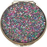 kate spade new york Glitter Compact Mirror