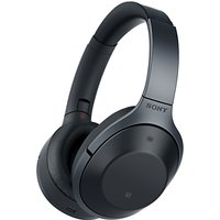 Sony MDR-1000X Noise Cancelling Wireless Bluetooth NFC High-Resolution Audio Over-Ear Headphones with Mic/Remote
