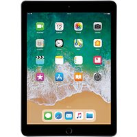2018 Apple iPad 9.7, A10, iOS 11, Wi-Fi, 128GB