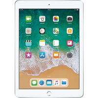 2018 Apple iPad 9.7, A10, iOS 11, Wi-Fi, 32GB