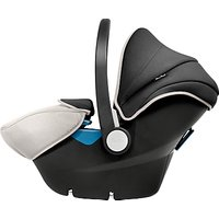Silver Cross Simplicity Group 0+ Baby Car Seat, Silver/Black