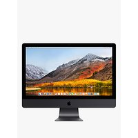 "Apple iMac Pro MQ2Y2B/A, All-in-One Desktop, Intel Xeon W, 32GB RAM, 1TB SSD, Radeon Pro Vega 56, 27"" 5K Display, Space Grey"