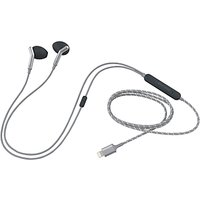 Libratone Q Adapt Noise Cancelling Lightning In Ear Headphones with Mic/Remote, for iOS Devices