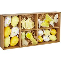 John Lewis Large Easter Decorations Set