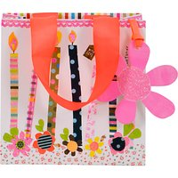Paper Salad Candles Gift Bag, Extra Small