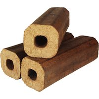 La Hacienda Heatblox Logs, Pack of 12