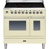 ILVE PDWI90E3 Roma Induction Freestanding Range Cooker