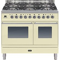 ILVE PDW1006E3 Roma Dual Fuel Freestanding Range Cooker