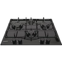 Hotpoint PCN642IXH Gas Hob, Stainless Steel