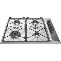Hotpoint PAN642IXH Gas Hob, Silver