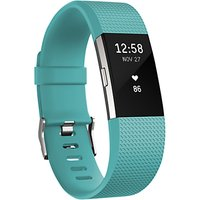 Fitbit Charge 2 Heart Rate and Fitness Tracking Wristband, Small