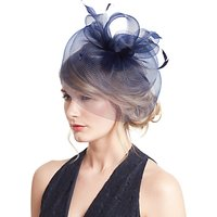 John Lewis Eva Loop Crin Fascinator