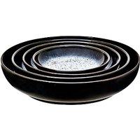 Denby Halo Nesting Bowl Set, 4 Pieces