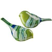 Poole Pottery Maya Birds, Set of 2