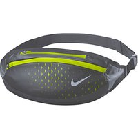 Nike Running Waistpack, Dark Grey/Volt