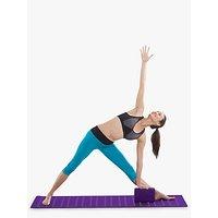 Gaiam Yoga Beginners Kit, Purple