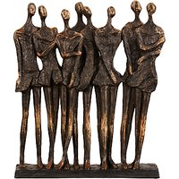 Libra Spectators Sculpture