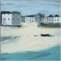 Hannah Cole - Across The Sand Mounted Print, 30 x 40cm