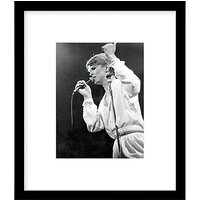 Getty Images Gallery - David Bowie Framed Print, 49 x 57cm