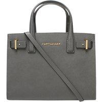 Kurt Geiger London Saffiano Leather Tote Bag