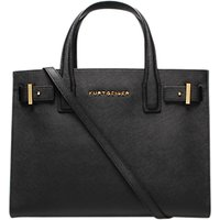 Kurt Geiger London Saffiano Leather Tote Bag