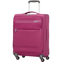 American Tourister Herolite Lifestyle 4-Spinner Wheel 55cm Cabin Suitcase