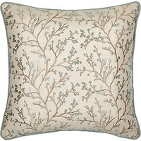 John Lewis Kendal Cushion, Duck Egg