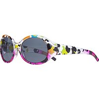 John Lewis Childrens Animal Print Oversized Sunglasses, Multi