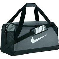 Nike Brasilia Medium Training Duffle Bag, Grey