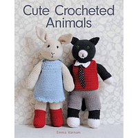 GMC Publications Cute Crocheted Animals Book by Emma Varnam