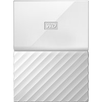 WD My Passport Portable Hard Drive, 1TB