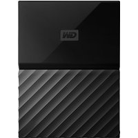 WD My Passport Portable Hard Drive, 1TB