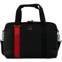 Acme Made North Point Attach Work Bag for Laptops up to 15, Black/Orange