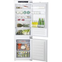 Hotpoint HM7030ECAAO3 Integrated Fridge Freezer, A+ Energy Rating, 54cm Wide, White