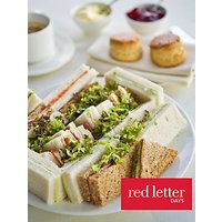 Red Letter Days Thames Afternoon Tea Cruise For Two