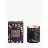 Sara Miller Amber, Orchid and Lotus Blossom Scented Candle