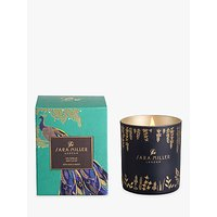 Sara Miller Fig, Vanilla and Cacao Scented Candle