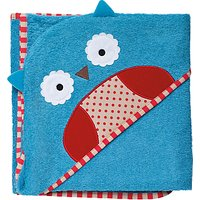 Skip Hop Baby Owl Hooded Towel