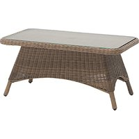 KETTLER RHS Harlow Carr Coffee Table, Natural
