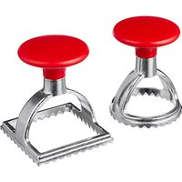 John Lewis Ravioli Cutters, Set of 2