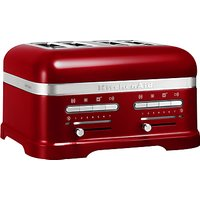 Buy KitchenAid Artisan 4-Slice Toaster - John Lewis