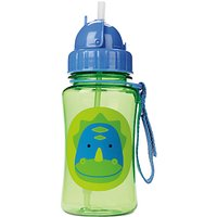 Skip Hop Baby Dinosaur Straw Bottle