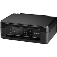Epson Expression Home XP-442 Wi-Fi All-in-One Printer, Black