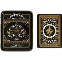 Gentlemens Hardware Playing Cards
