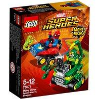 LEGO Marvel Super Heroes 76071 Mighty Micros: Spider-Man Vs Scorpion