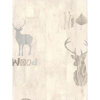 Galerie Skandinavia Stag Wallpaper