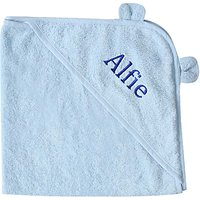 My 1st Years Personalised Hooded Towel With Ears